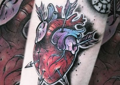 Cicatrices ♡#natosywaor #cicatrices #heart #tatuaje #rap
